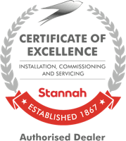 Stannah Cerficate of Excellence